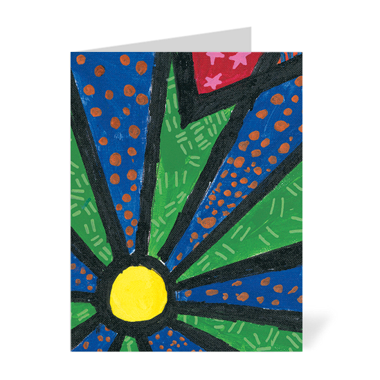 Pinwheel Note Cards