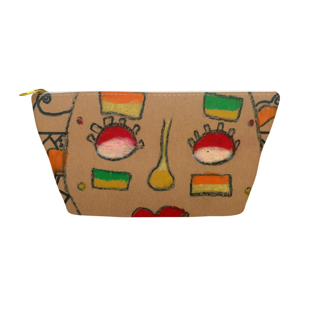 Egyptian Sun Accessory Pouch