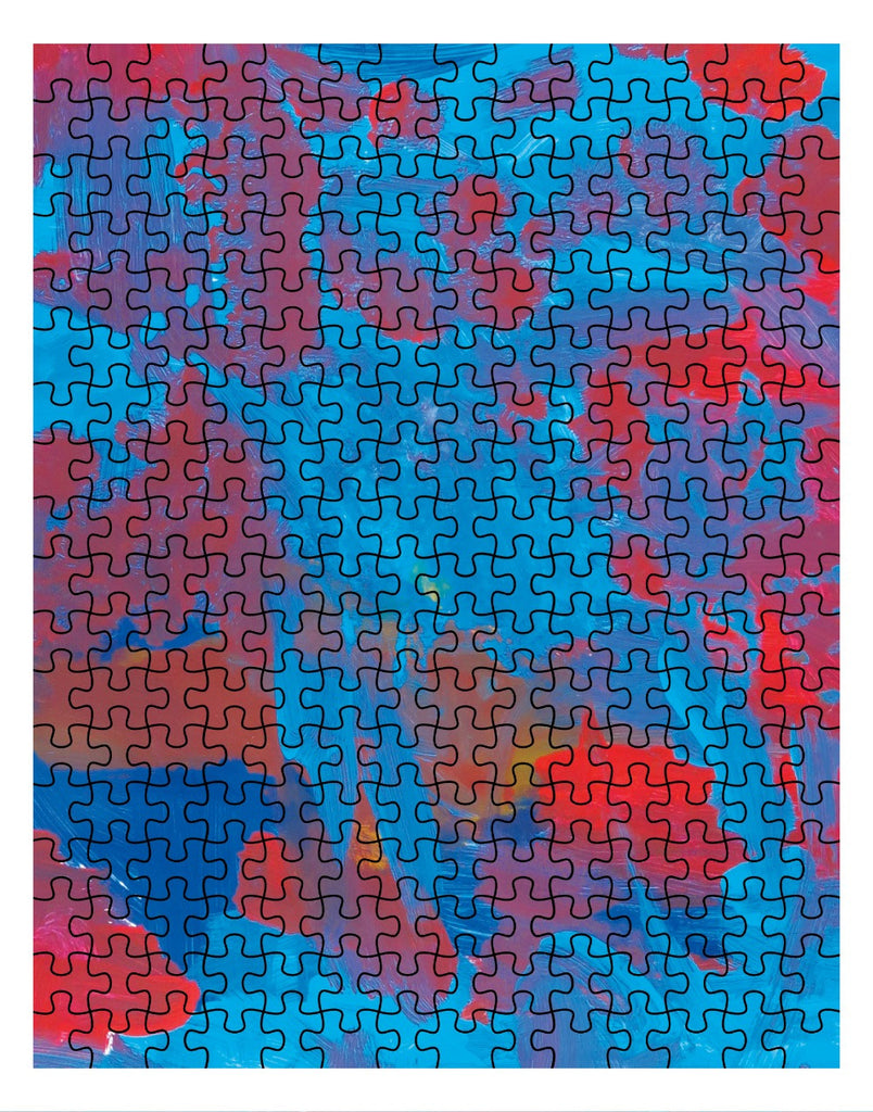 Abstract 2 Jigsaw Puzzle
