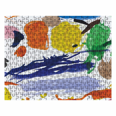 Colorful Abstract Jigsaw Puzzle