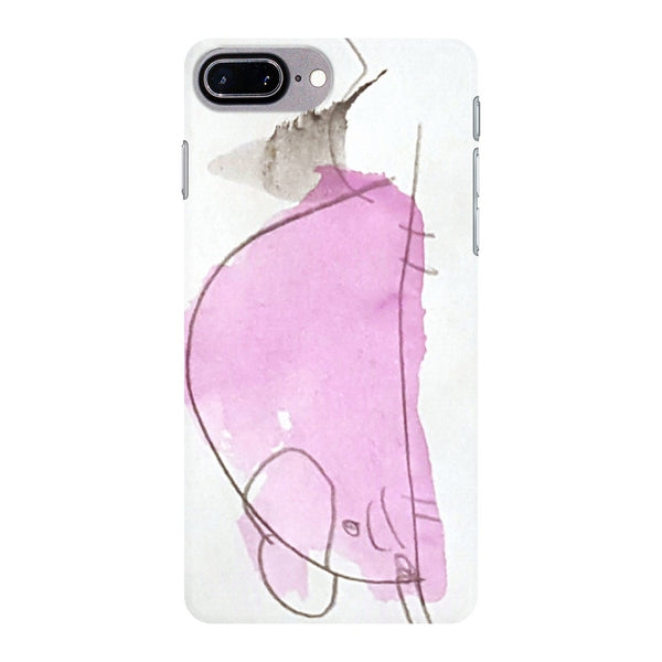Pink Mouse Phone Case