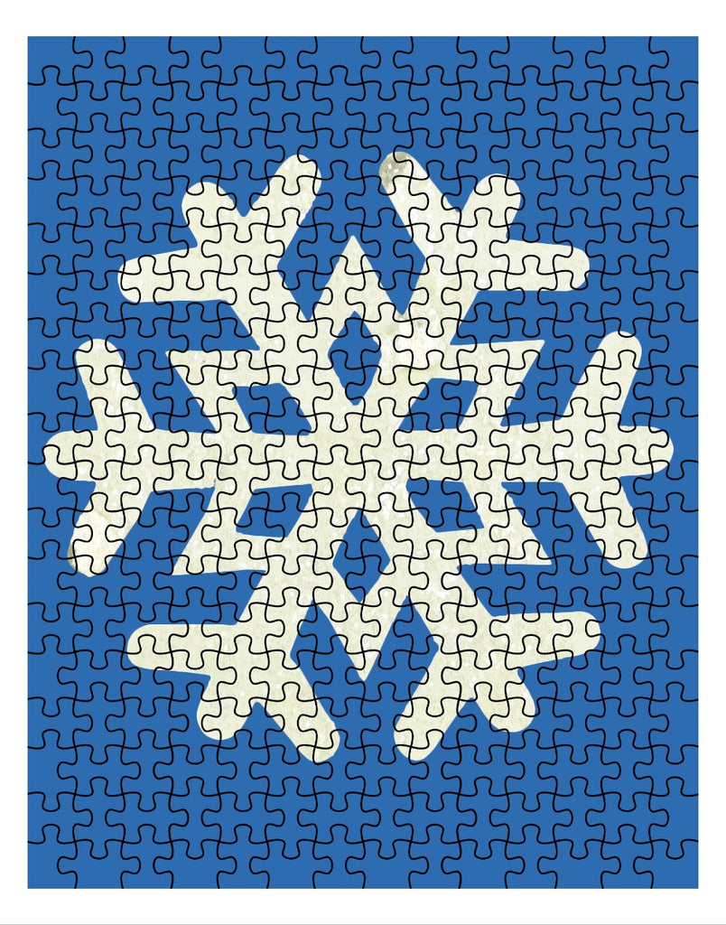 Snowflake Jigsaw Puzzle