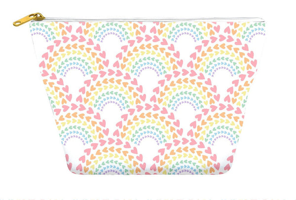 Rainbow Love Accessory Pouch