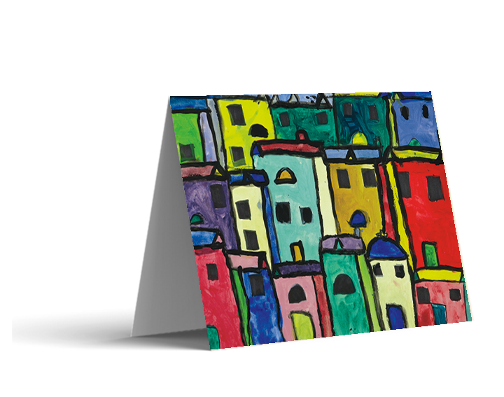 City Note Cards