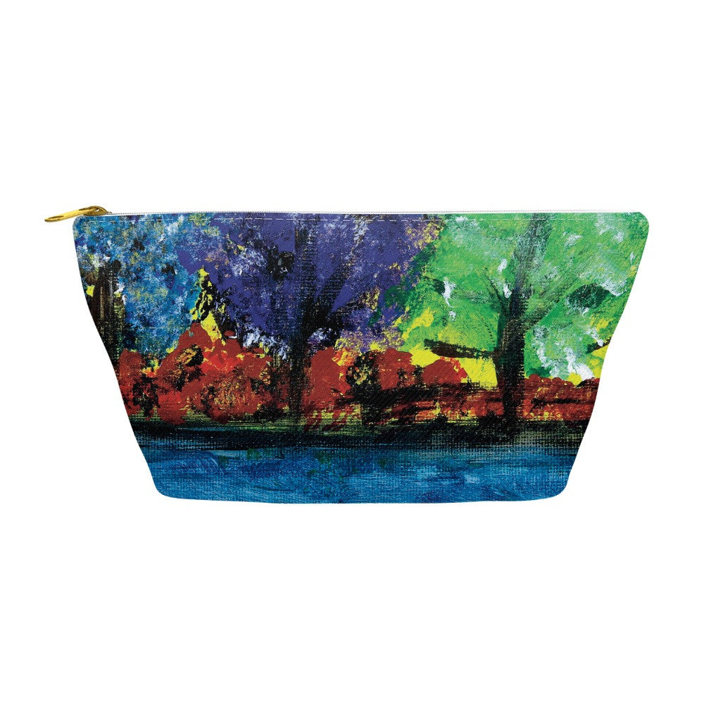 Three Trees Accessory Pouch