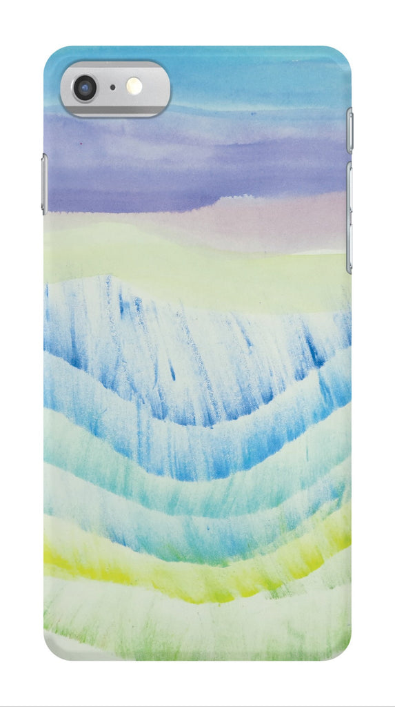 Beach Waves Phone Case
