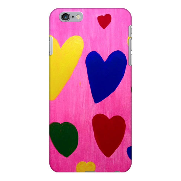 Hearts Phone Case