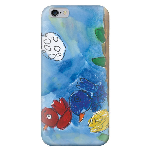 Colorful Birds Phone Case