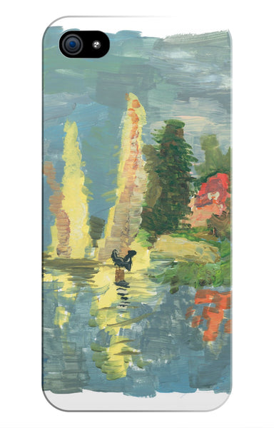 Lake Reflections Phone Case
