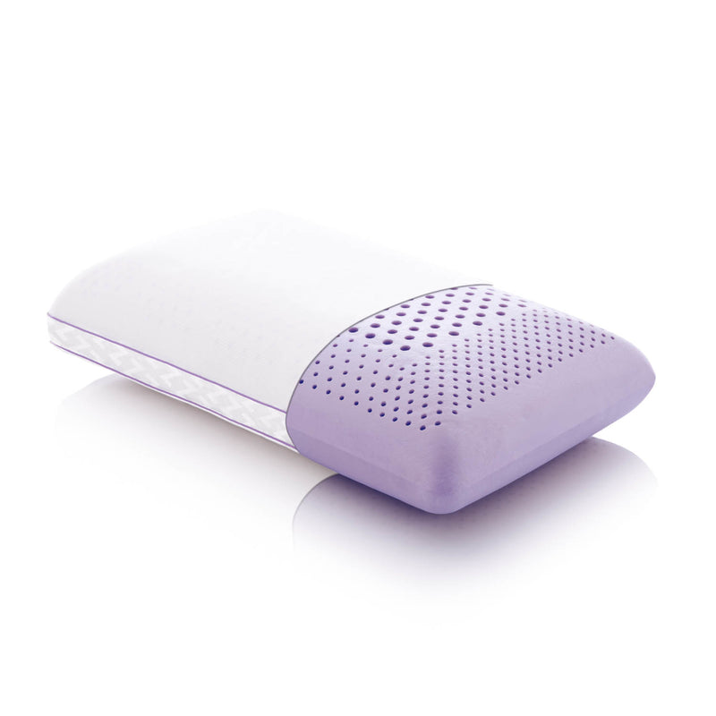 Memory Foam Pillow Infused with Natural Lavender