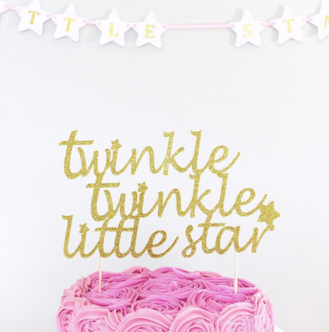 Twinkle Twinkle Little Star Theme Party
