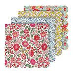 Assorted Liberty Large Party Napkins | Floral - First birthday Inspired by Alma - Inspired by Alma Inspired by Alma - Inspired by Alma  napkins - Party decorartions, cake toppers, cupcake topper, confetti, iron on, outfit, straws, decor, first birthday party decorations.,