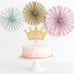 Floral Pinwheels | Party Wall Decorations - First birthday Inspired by Alma - Inspired by Alma Inspired by Alma - Inspired by Alma  garland - Party decorartions, cake toppers, cupcake topper, confetti, iron on, outfit, straws, decor, first birthday party decorations.,