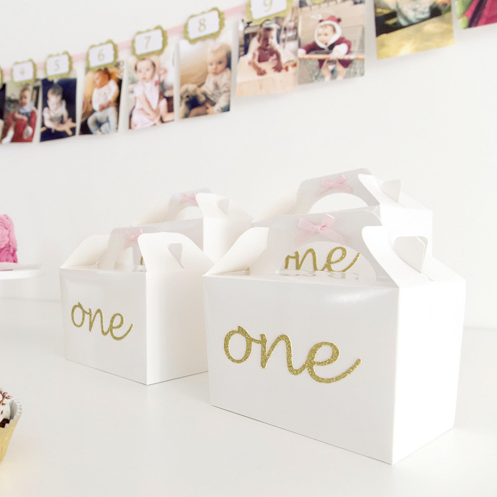 Party Favour Boxes - Party Guests Gift Boxes – Inspired by Alma