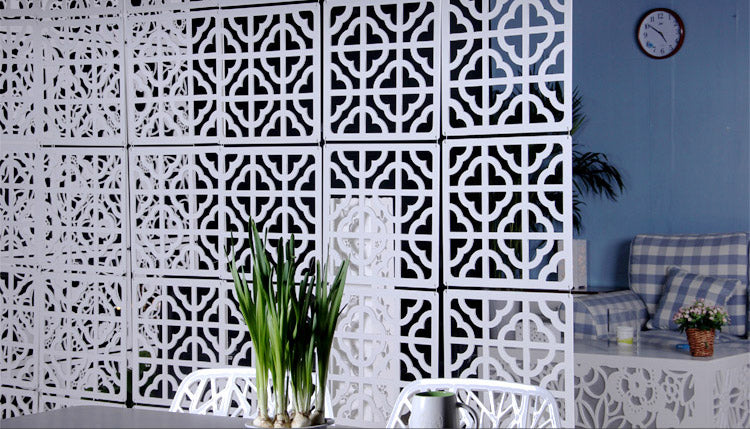 Hanging Screens interior partition - Style Marocco - 12 pieces