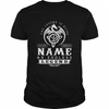 Personalized Name Endless Legend T-Shirt