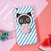 [Freeship] Squishy 3D Silicone Phone Case Many colors