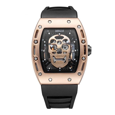 Military Skull Watch For Biker