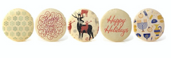 Dana's Bakery Printed Holiday Macarons