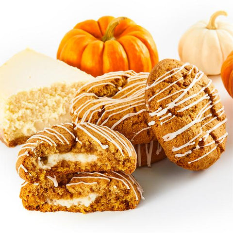 Pumpkin Cheesecake Cookies - 2 Box