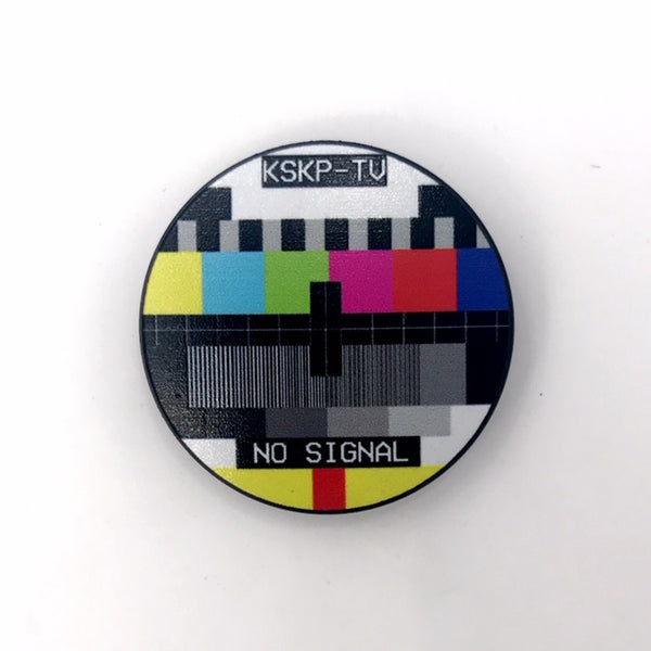 The No Signal Stem Cover