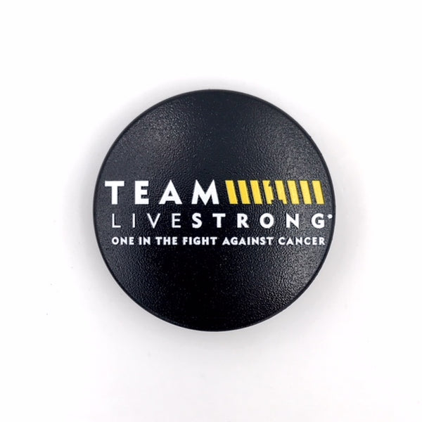 The TEAM LIVESTRONG Stem Cover