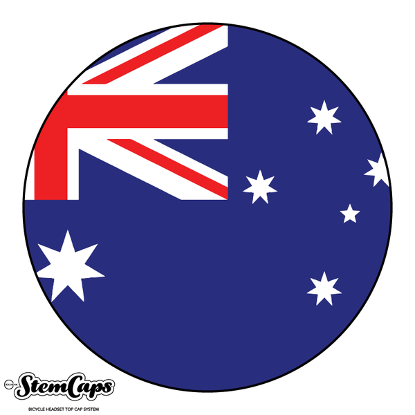 The Australia Flag Stem Cover