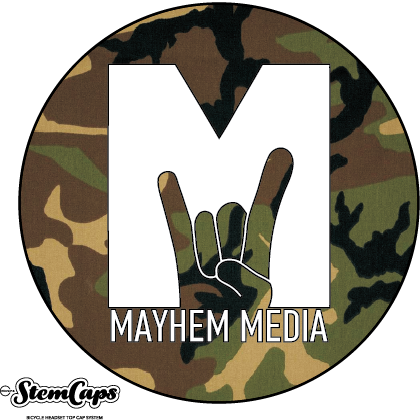 The MM Camo Stem Cover