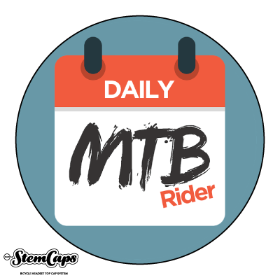 The Daily MTB Rider Stem Cover