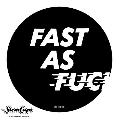 The Fast As... Stem Cover