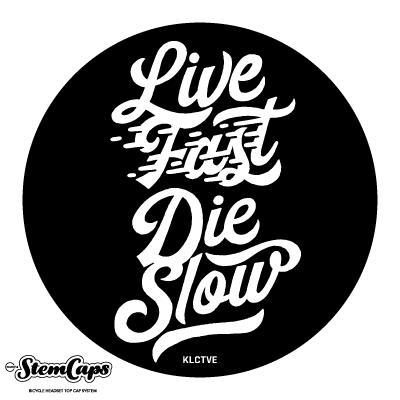 The Live Fast, Die Slow Stem Cover