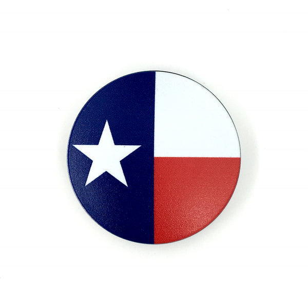 The Texas Stem Cover- a 2 piece, custom designed bicycle stem caps to replace your current headset cover or stem cap.