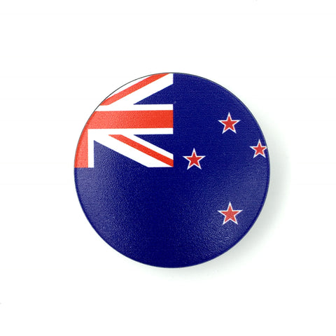 The NZ Stem Cover-  a 2 piece, custom designed bicycle stem caps to replace your current headset cover or stem cap.