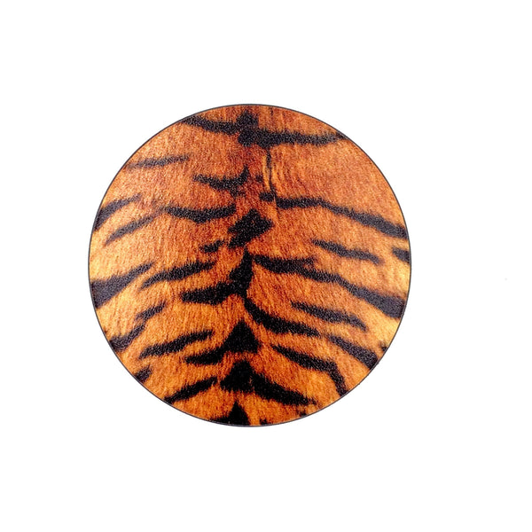 The Tiger Stripes Stem Cover