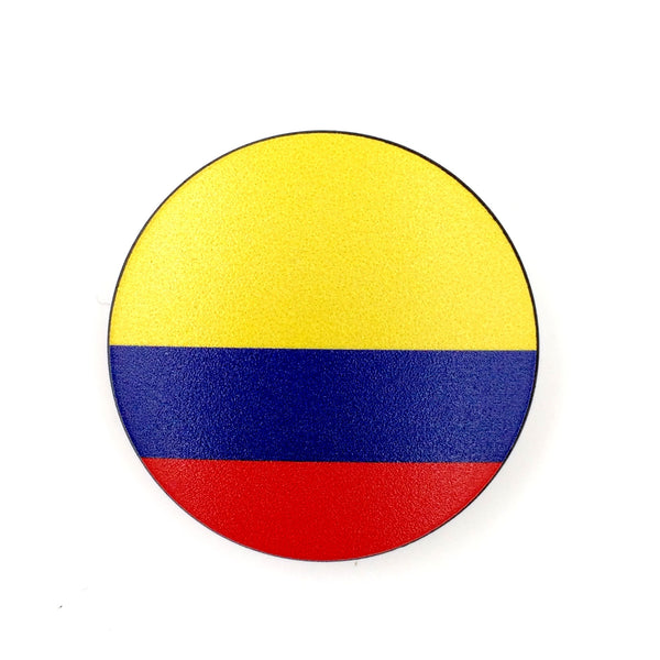 The Colombia Flag Stem Cover