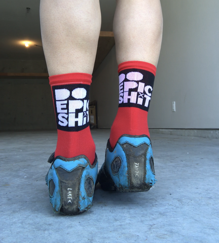 Moxy and Grit: Do Epic Shit Socks
