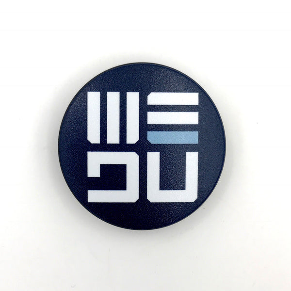 The WEDŪ Logo Stem Cover