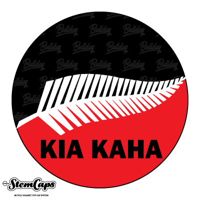 The Bulldog KIA KAHA Stem Cover - Brook Macdonald spinal injury fundraiser
