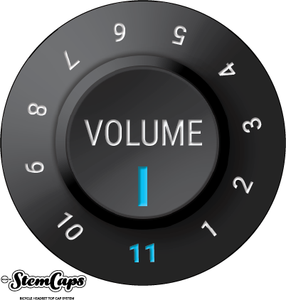 The Volume Stem Cover