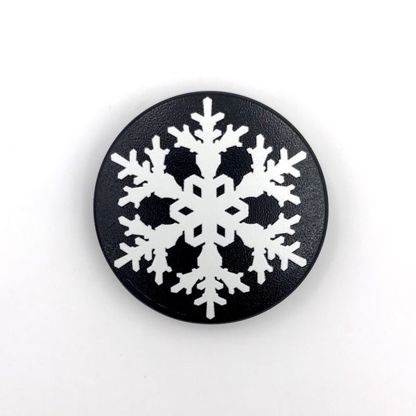 The Snowflake Stem Cover