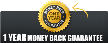 1 Year Moneyback Guarantee