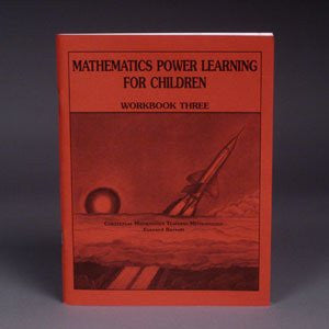 Mathematics Power Learning Workbook 3
