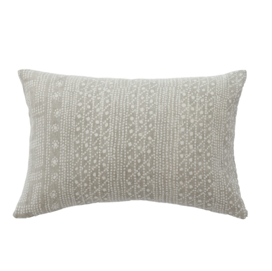 Sicily Stone Pillow Cover