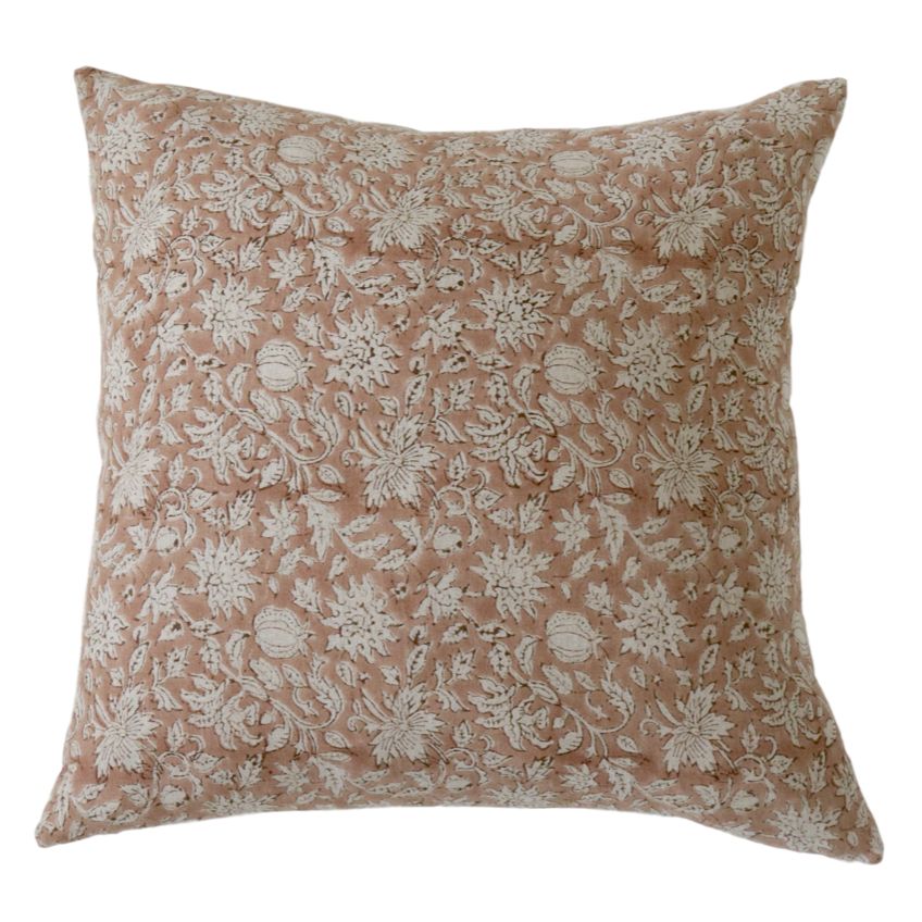 Estelle Floral Pillow Cover