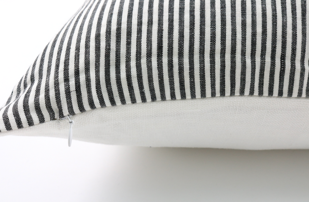 Vincent Stripe Pillow Cover