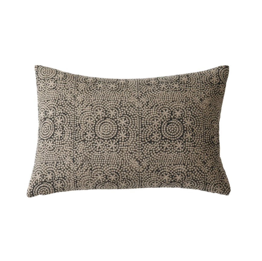 Arbor Noir Pillow Cover