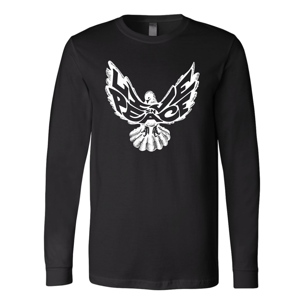 Live in Peace Long Sleeve