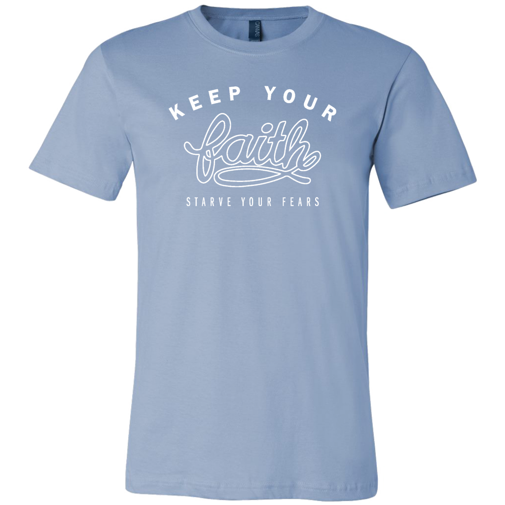 Keep Your Faith Tee
