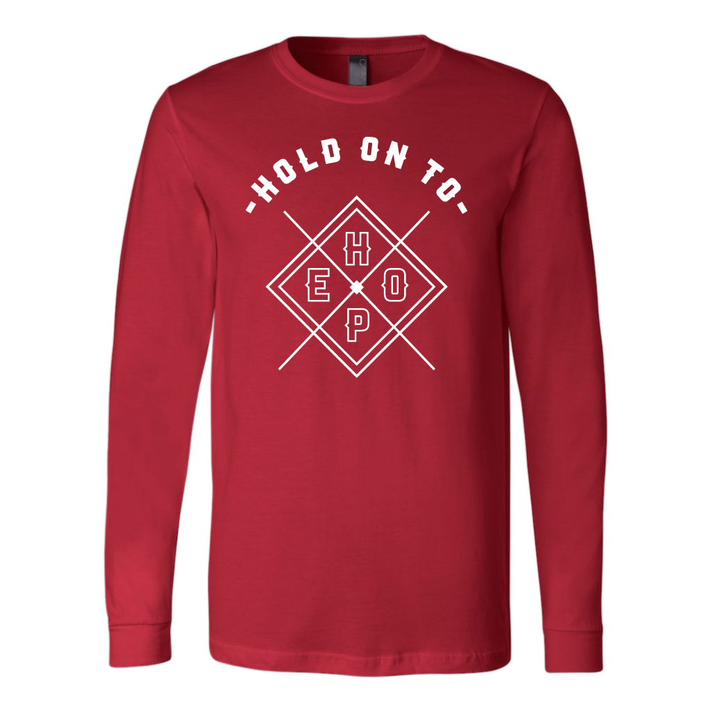 Hold On To Hope Long Sleeve