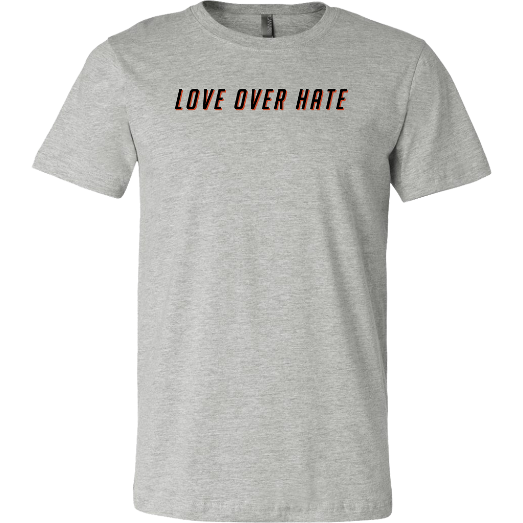 Love Over Hate Tee